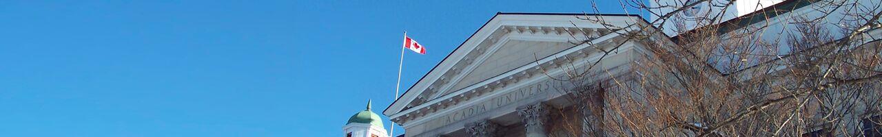 Canadian Students Acadia University
