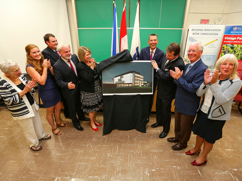 Science Complex Unveiling
