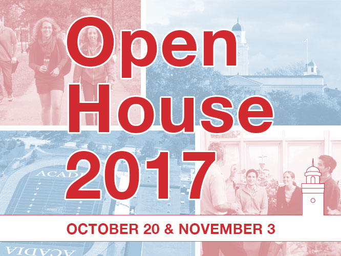 Open House 2017