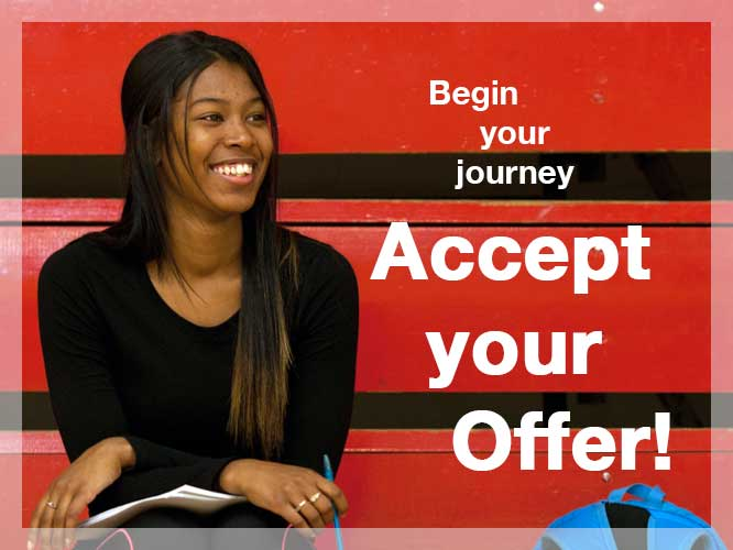 Accept your offer!