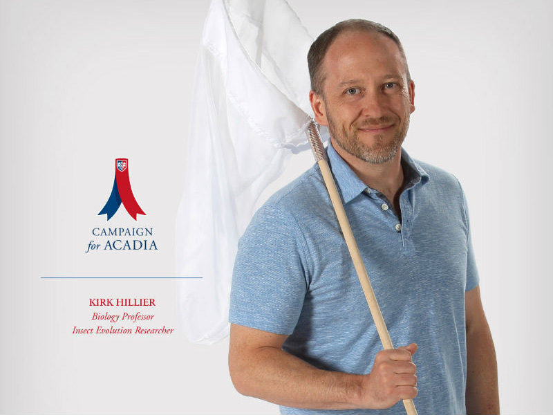 Kirk Campaign for Acadia