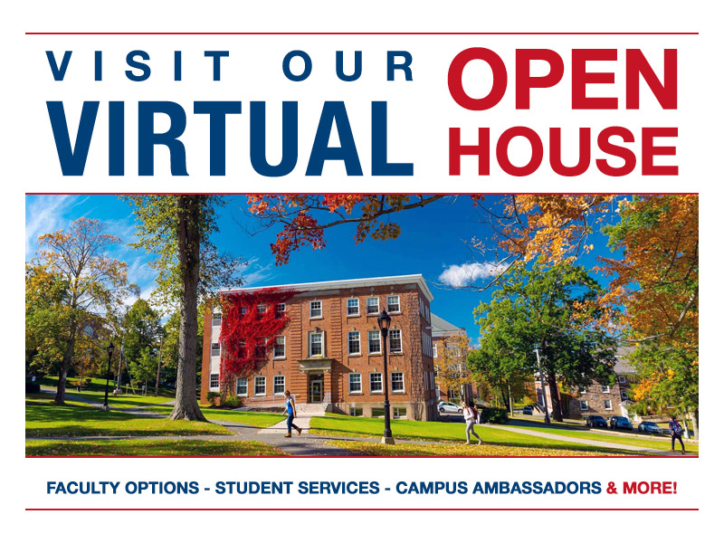 Visit our Open House